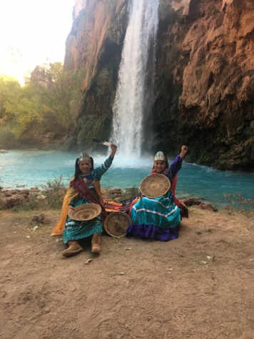 Havasupai Children (356x475)